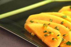 Salade de papaye à la thai